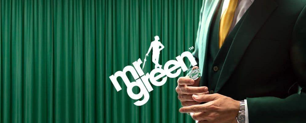 Mr Green casino på svenska